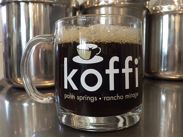 The Official Koffi Mug