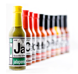 Award-Winning Gourmet Hot Sauces