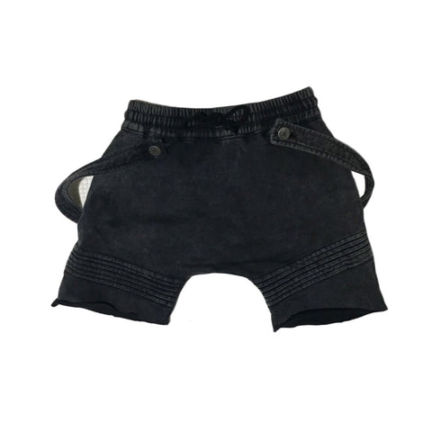 Dash Shorts Terry - Vintage Black