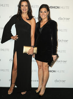 DAILY UK - NICOLE O'NEIL - The real housewives of Sydney - ENVY Velvet Statement Dress | HAUS OF SONG