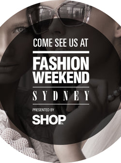 FASHION WEEKEND SYDNEY 2016 | HAUS OF SONG