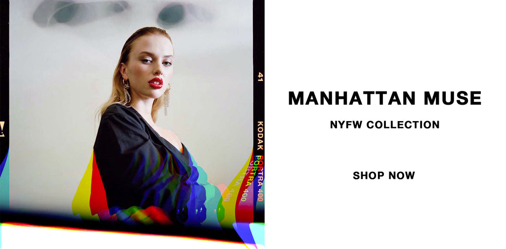 MANHATTAN MUSE - NYFW COLLECTION | HAUS OF SONG
