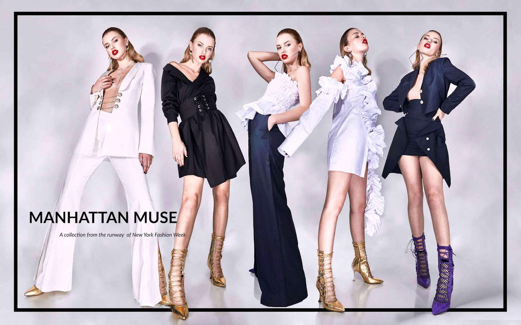 Manhattan Muse - New York Fashion Week Collection | HAUS OF SONG - Australian Womens Ethical Designer Fashion Clothing