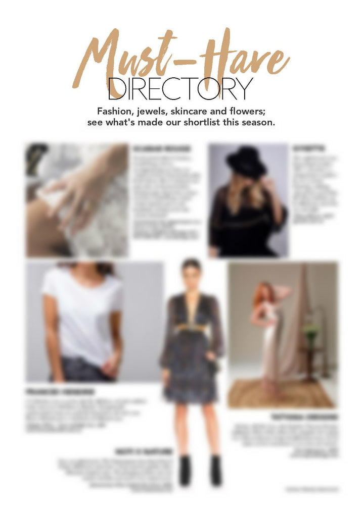 Must-Have Directory