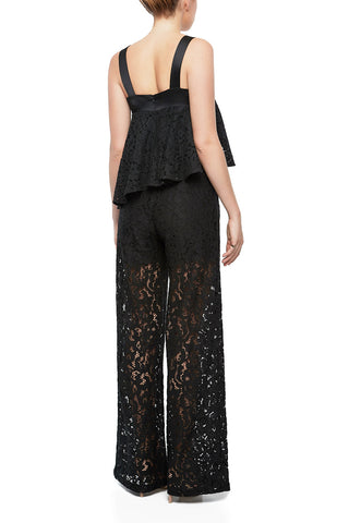 LORI Flared Side Slit Pant