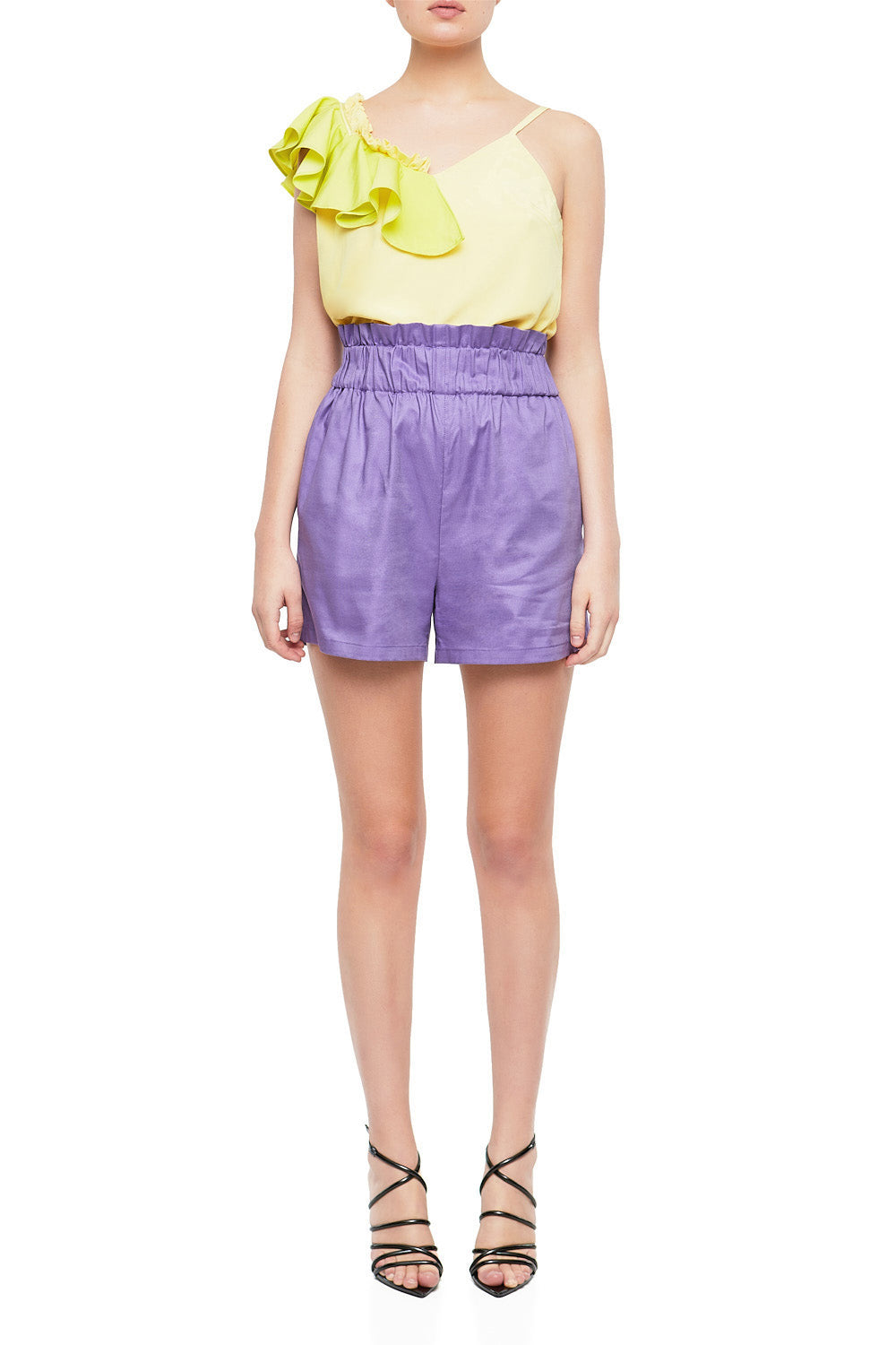 JOICE Cotton Boyfriend Short | HAUS OF SONG