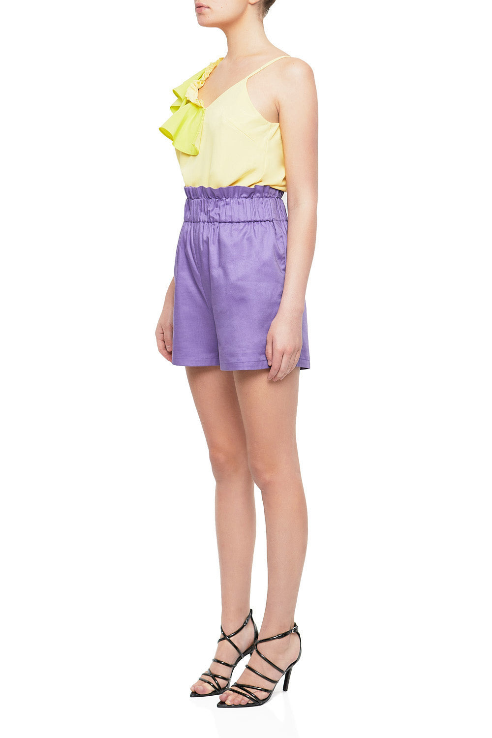 JOICE Cotton Boyfriend Short - HAUS OF SONG