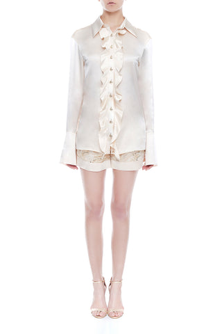 ESTHER Silk Shirt | HAUS OF SONG