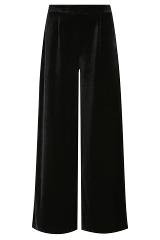 ZIP ME UP Track Pant - BLK