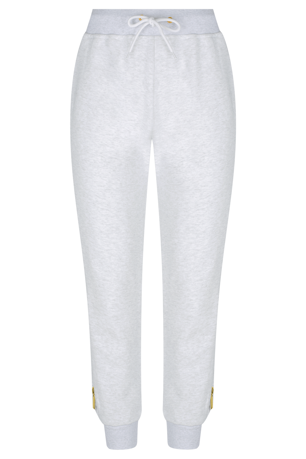 SLIDE AWAY Jogger Pants - GRY/GLD | HAUS OF SONG