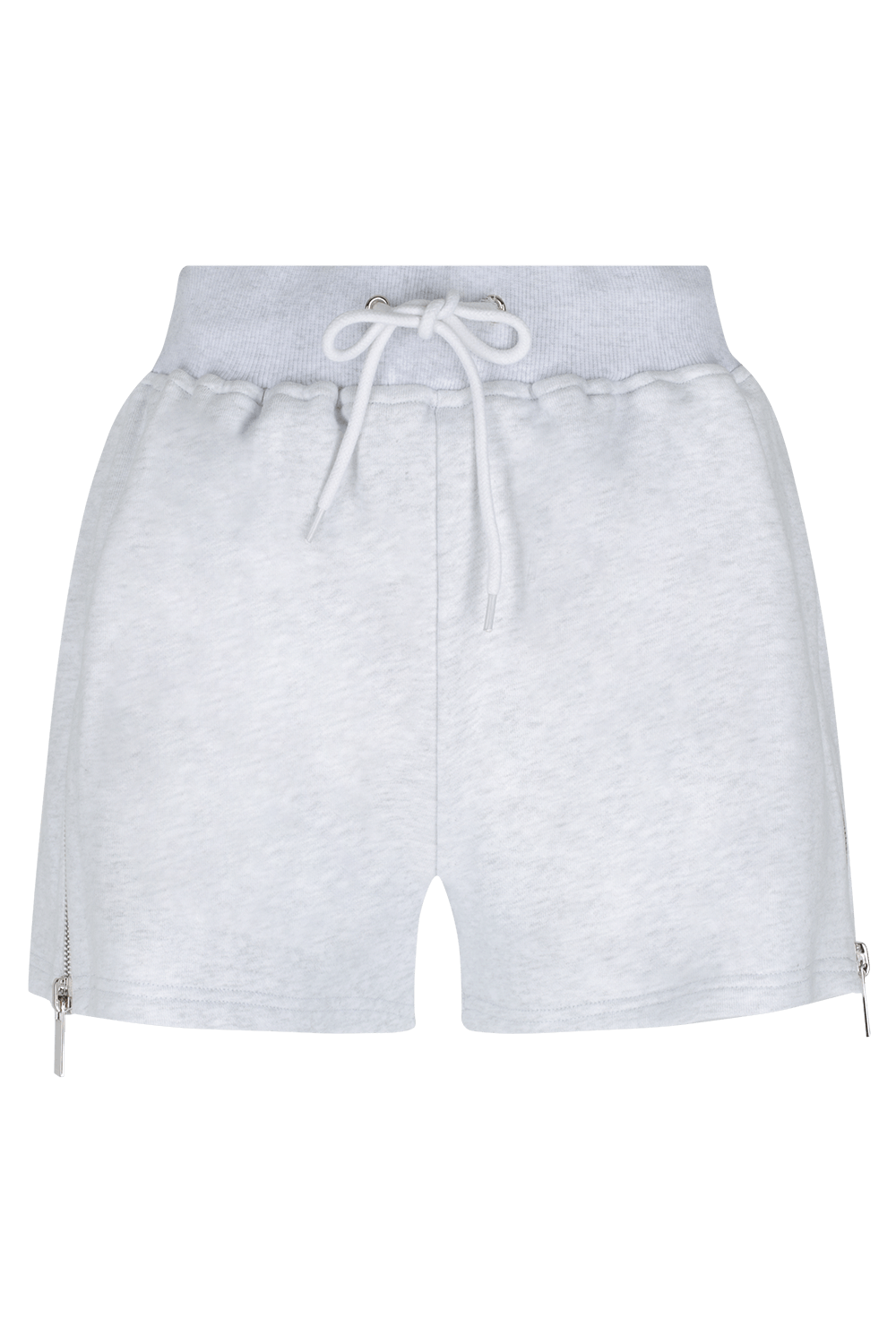 HATE ME Shorts - GRY/PLTNM | HAUS OF SONG