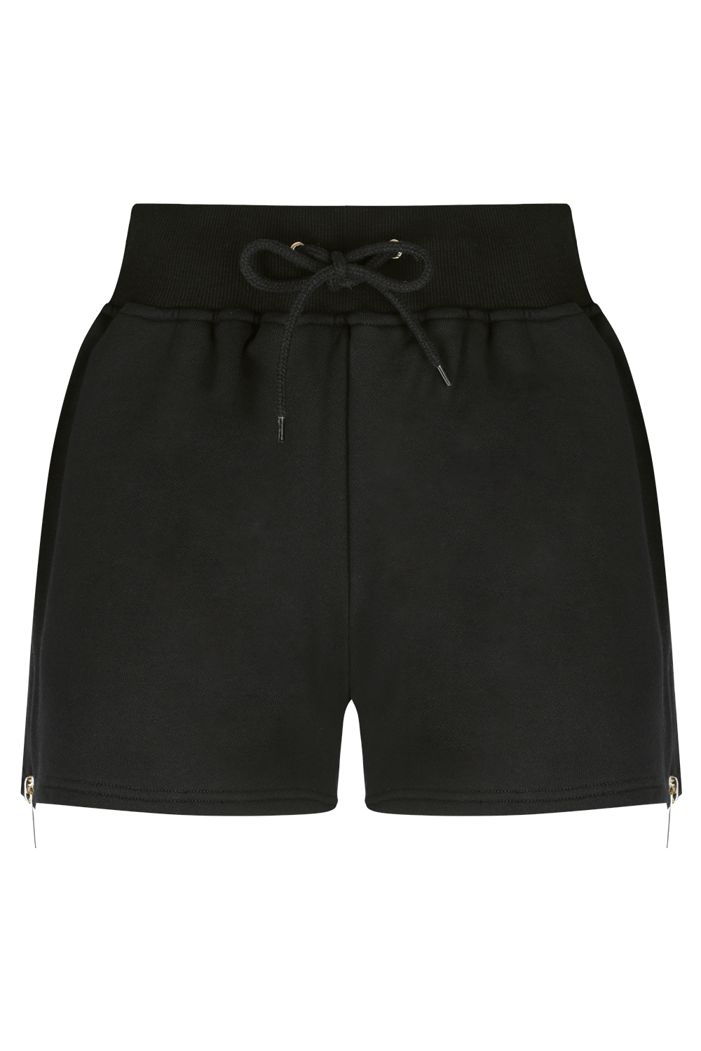 HATE ME Shorts - BLK/GLD - HAUS OF SONG