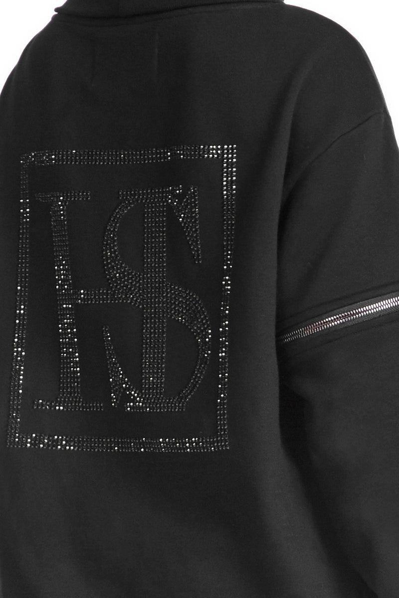 KRYSTALLE Statement Sweatshirt - EXCLUSIVE | HAUS OF SONG