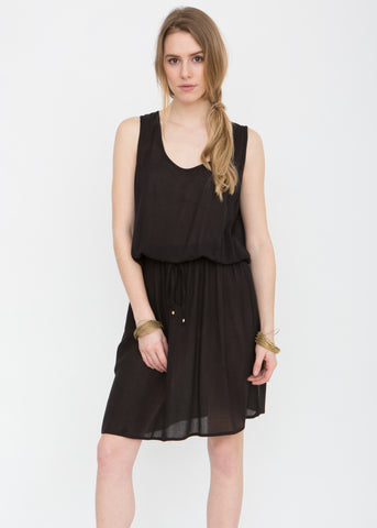 Rebecca Beach Loving Dress Black