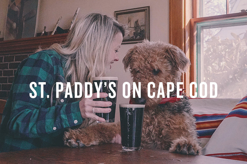 ST. PADDY'S DAY ON CAPE COD