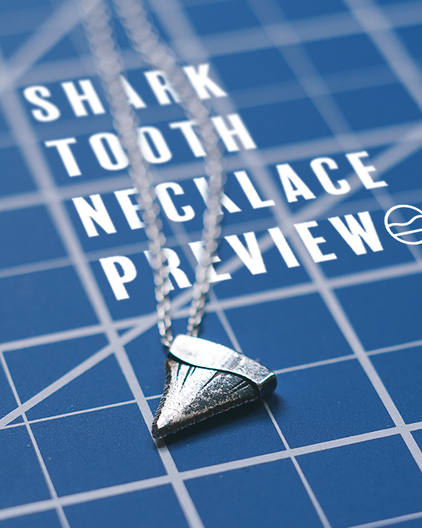 The Shark Tooth Necklace Preview
