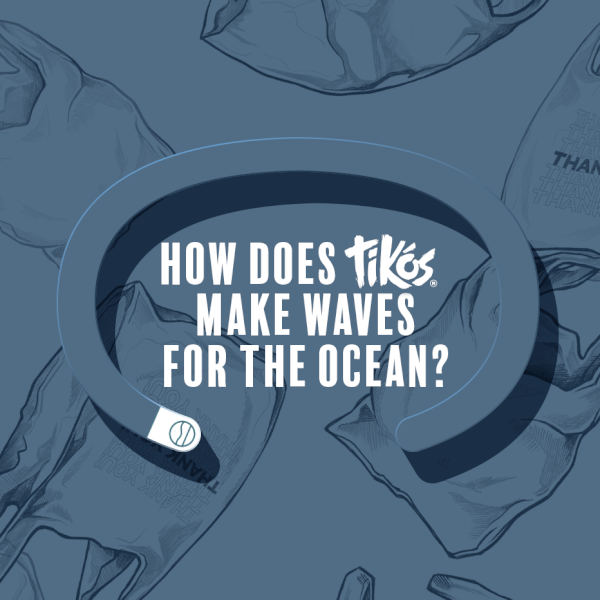 How Does Tikós #MakeWaves for the Ocean?