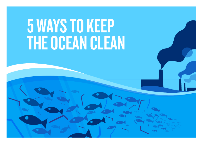 5 Ways to Keep the Ocean Clean