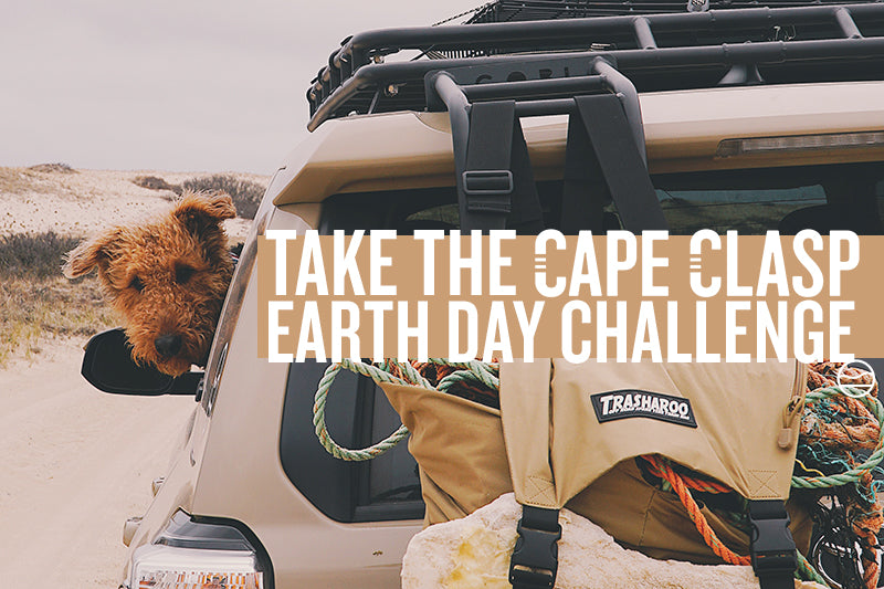 TAKE THE EARTH DAY CHALLENGE + GET A FREE BRACELET