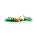 Great White Bracelet Bronze Green