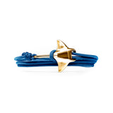 Manta Ray Bracelet Bronze Blue