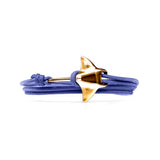 Manta Ray Bracelet Bronze Purple