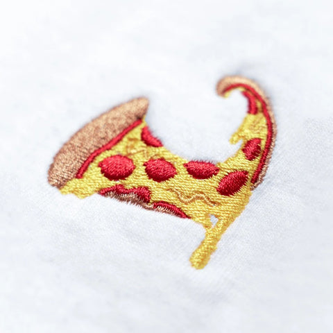 Cape Clasp Pizza Tee