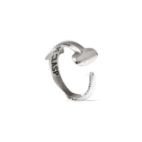 Cape Clasp Hammerhead Shark Ring supports Shark Research & Conservation Program (SRC) Miami