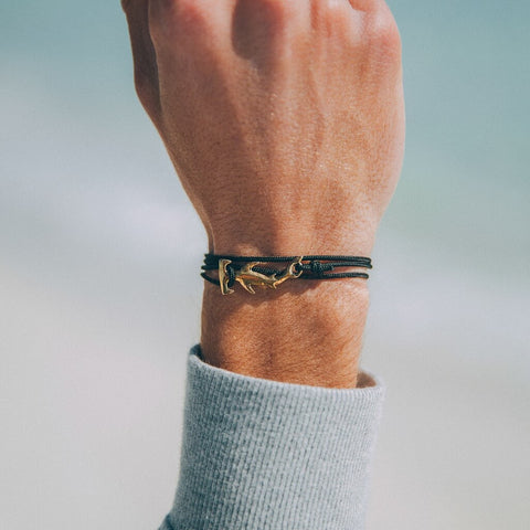 Cape Clasp Hammerhead Shark Bracelet supports the Nakawe Project
