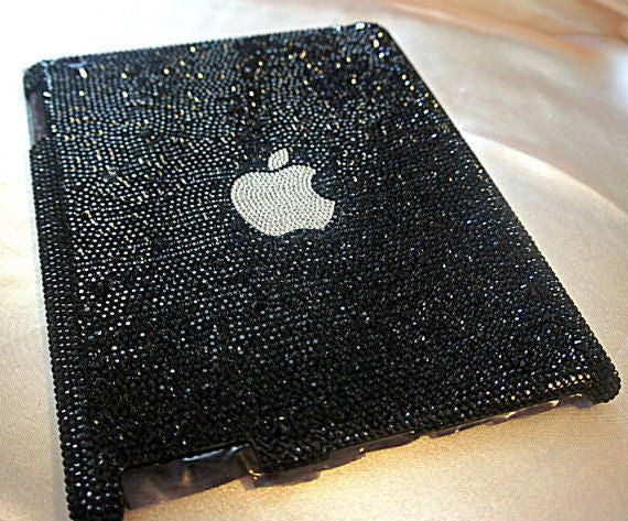 Glass Crystal iPad Hard Case