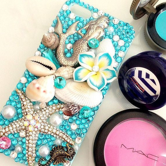 Design: Mermaid Paradise -  - ai-candy-bling.myshopify.com