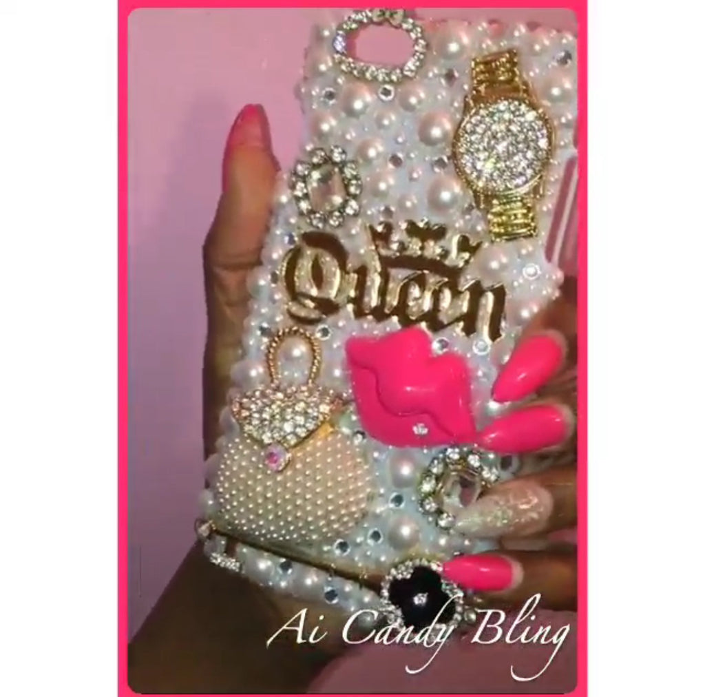 Design: Queen of Fashion -  - ai-candy-bling.myshopify.com
