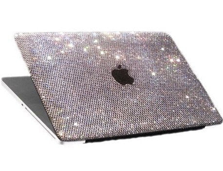 Crystal Icy MacBook Snap on Cover