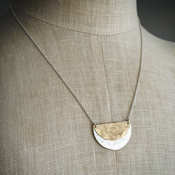 Eclipse Necklace - Shepherd's Run Jewelry