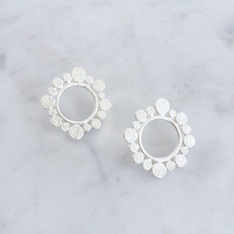 Fiona Stud Earrings - Shepherd's Run Jewelry
