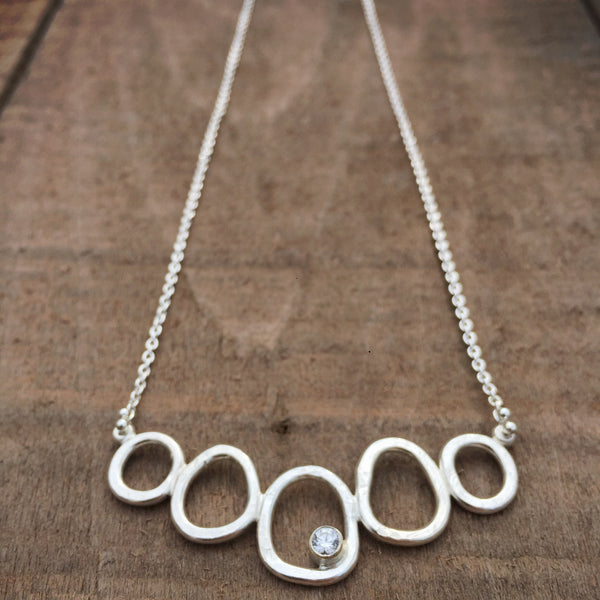 Nucleus necklace - Shepherd's Run Jewelry