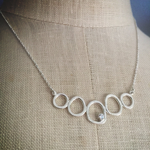 Nucleus necklace