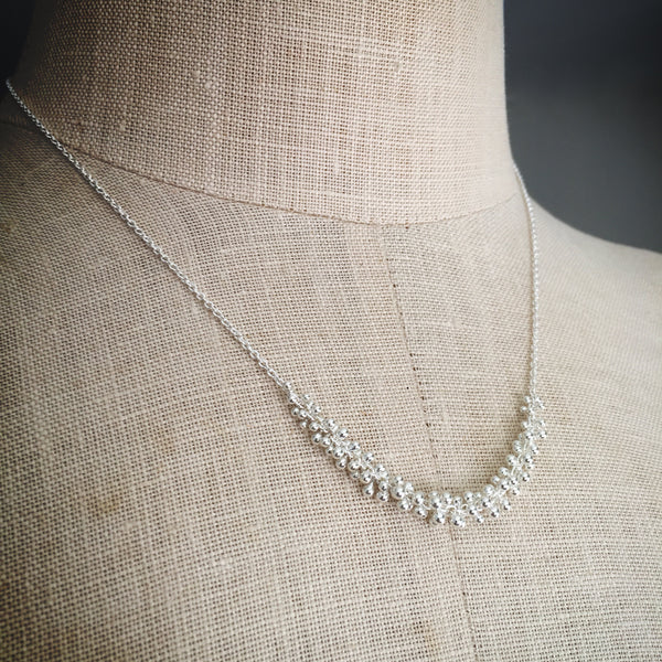 Drops of Mercury necklace - Shepherd's Run Jewelry