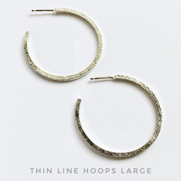 Thin Line Hoops