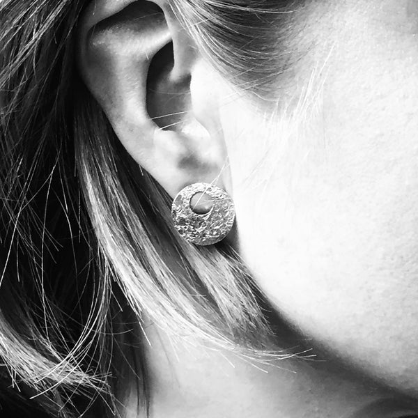 Cirque studs - Shepherd's Run Jewelry