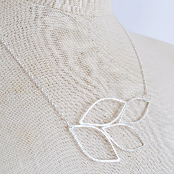 Willow Leaf Necklace