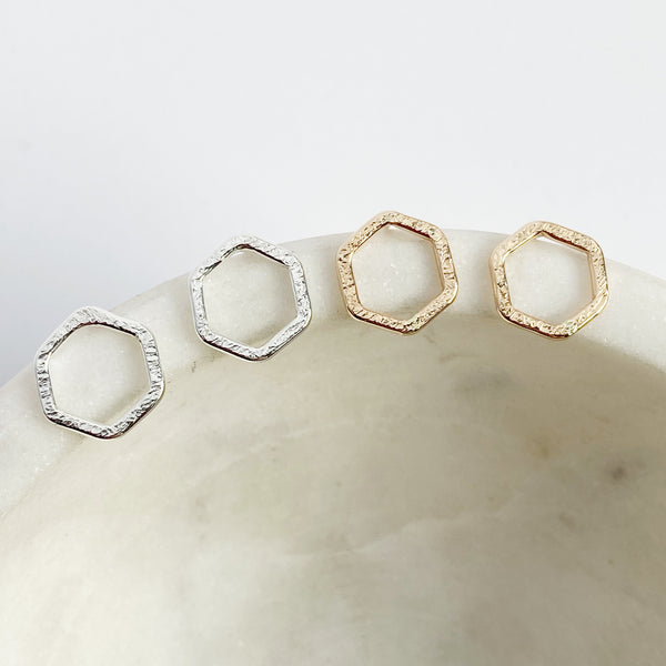 Tiny hex stud