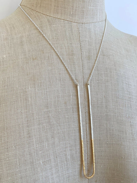 Deep Dive Necklace - Shepherd's Run Jewelry