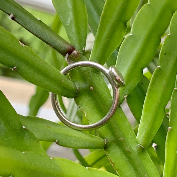 Small Pebble ring - One left only