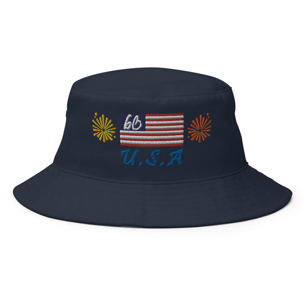 bb Banner Logo Bucket Hat