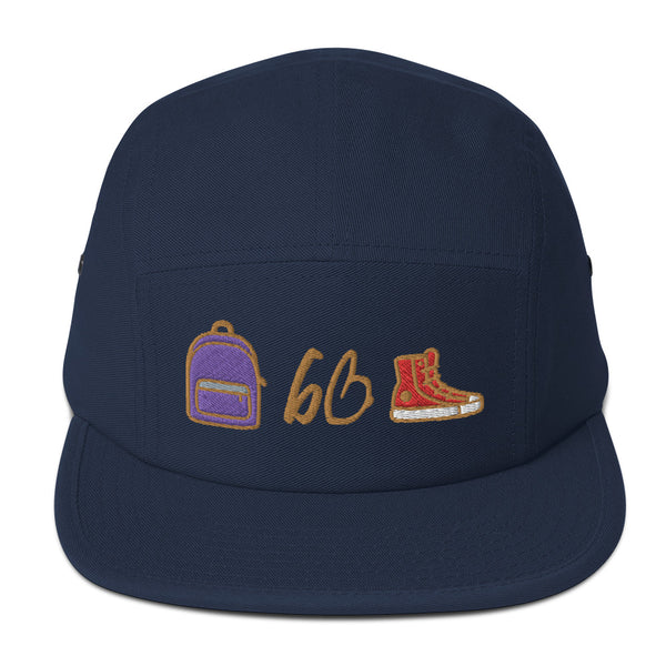 The bb Starter Pack Five Panel Hat