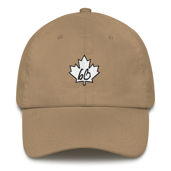 bb Maple Leaf Dad Hat