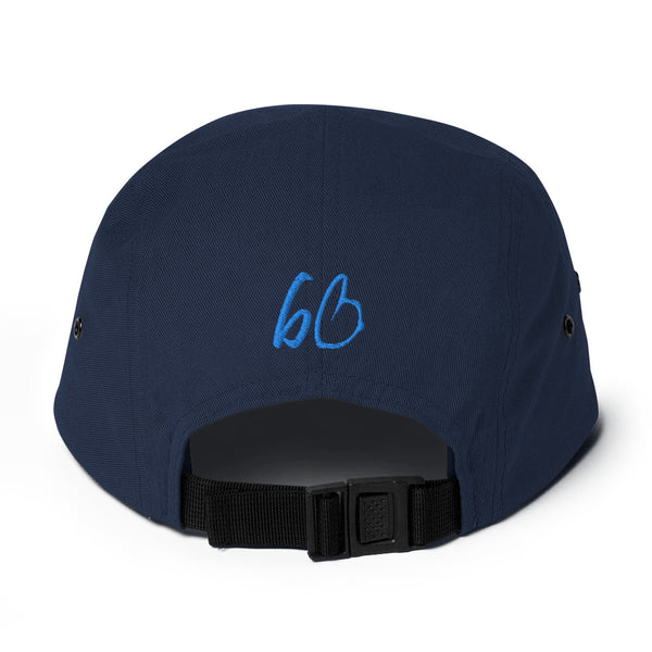 bb Protest Five Panel Hat