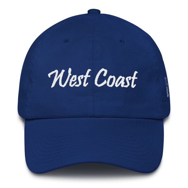 West Coast Cotton Dad Hat