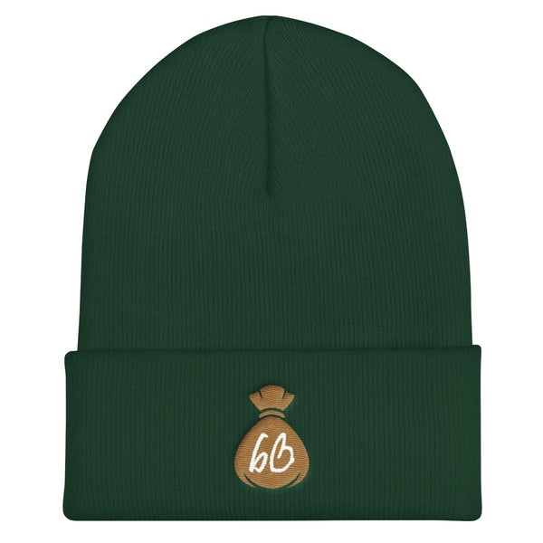 bb Bag Logo Cuffed Beanie
